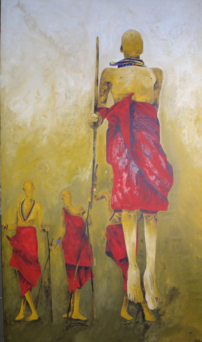 Danse Massai2 174X100