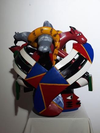 3/grand masque Guélédé