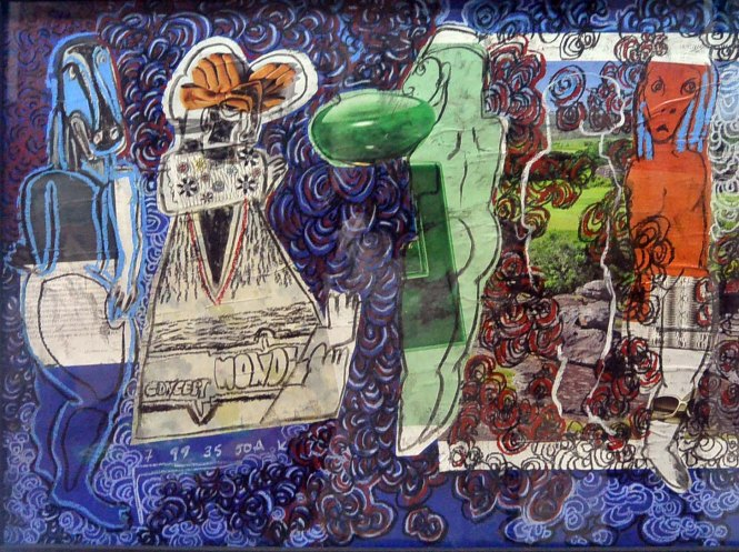 Soly Cissé 68 x 54(5)