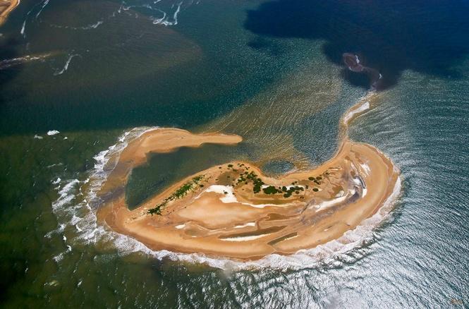 L'îlot éphémère