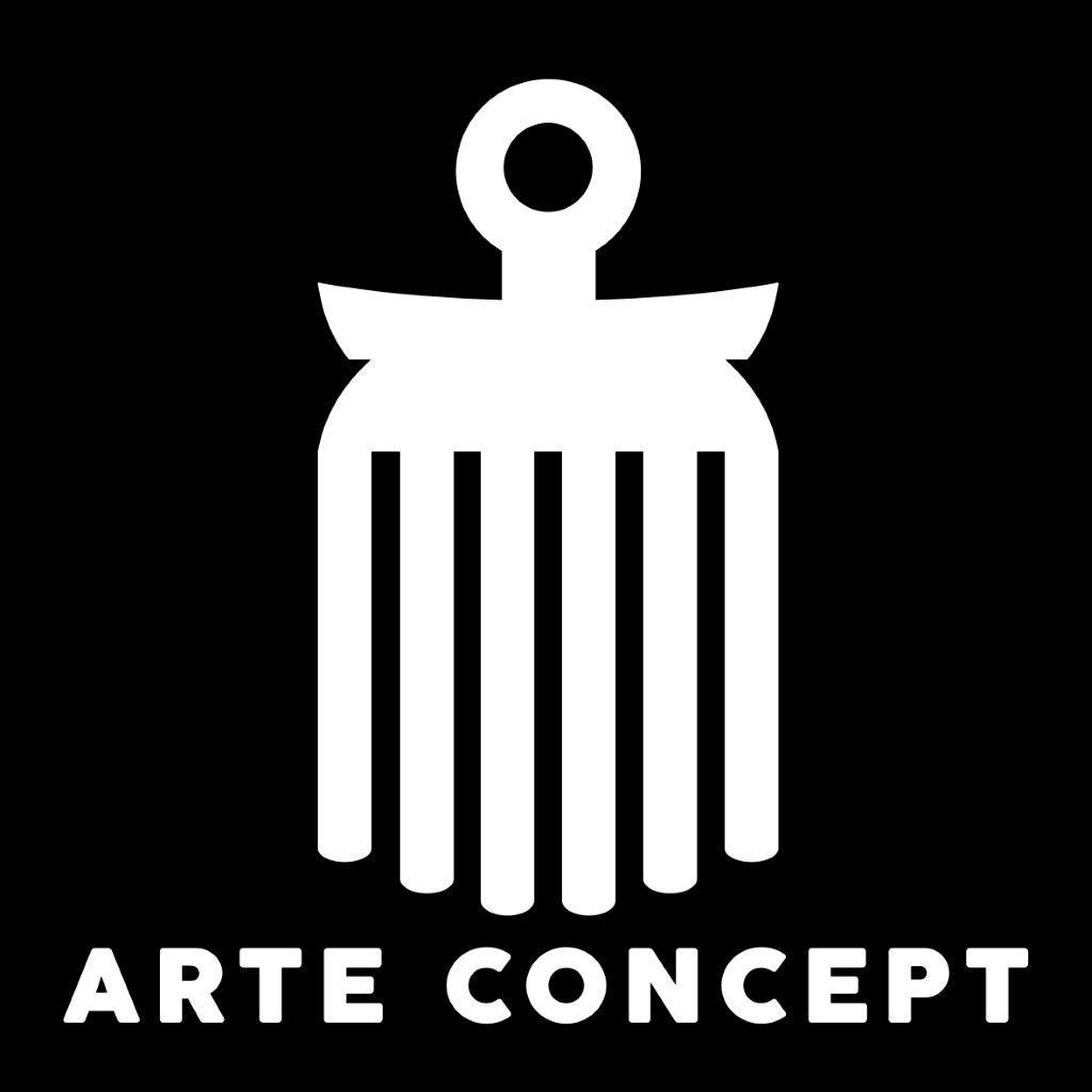 arte concept texte