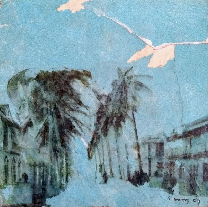 15-Ballade Saint-Louisienne 20 x 20