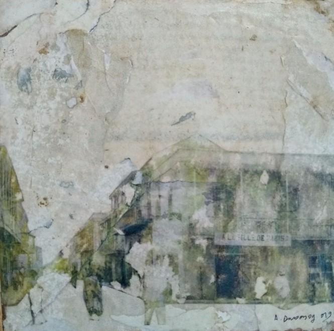 19-Ballade Saint-louisienne 20 x 20