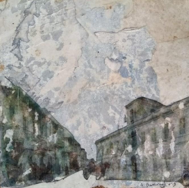 25-Ballade Saint -louisienne 20 x 20