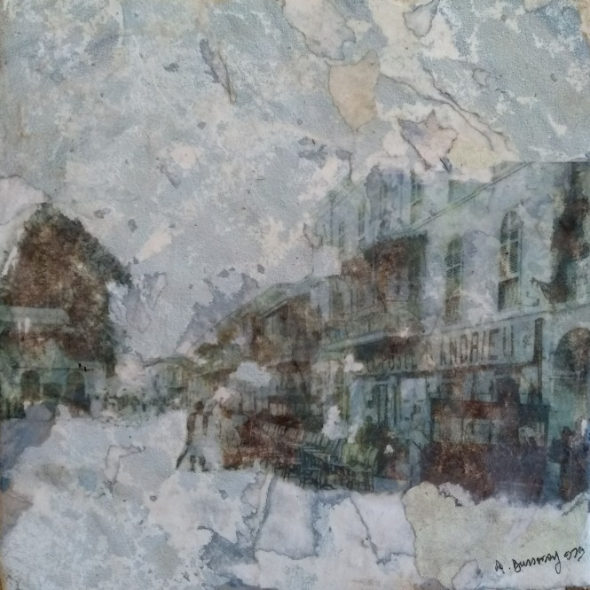 26- Ballade Saint-louisienne 20 x 20